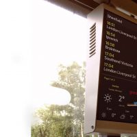 Digital CIS Screens - Cycle Hub